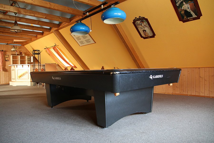 Billard in Neugersdorf